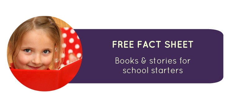 School Reeadiness Resource: Books & stories for school starters