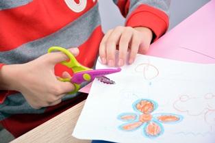 School Readiness: Developing your child's scissor skills