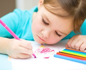 School Readiness: Helping your child get ready to write