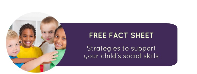 strategies to support your child's social skills